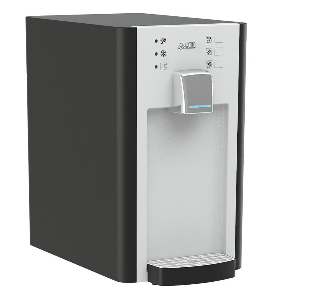 Erogatori di acqua filtrata fresca e/o frizzante - RCI – progettare rinnovabili riscaldamento ...