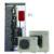Sistema ibrido con pompa di calore IDRO E