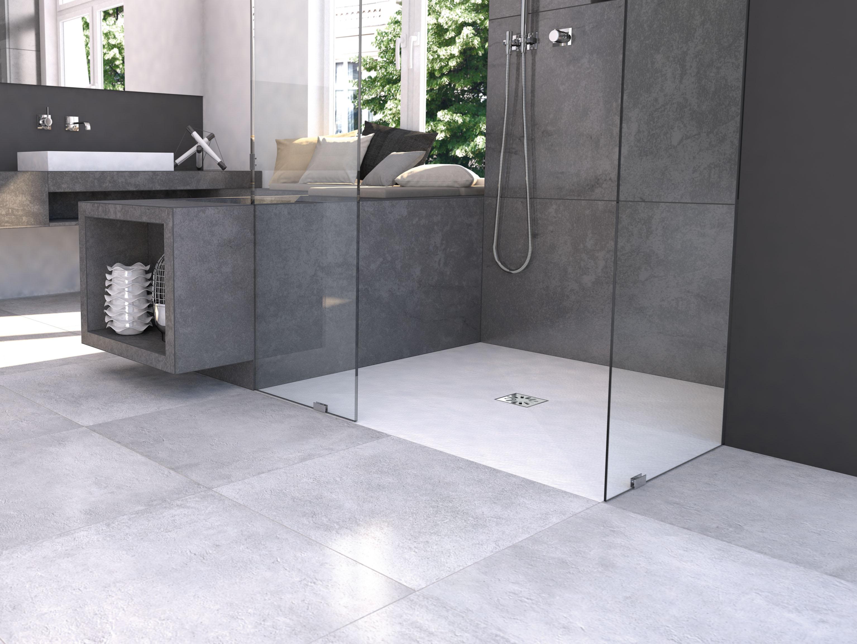 Vasca Da Bagno Filo Piano : Rivestimento per doccia filo pavimento wedi fundo top
