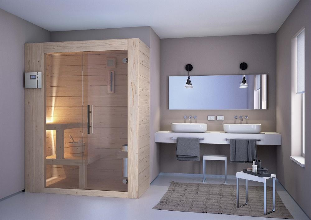 Sauna finlandese a casa propria home di sfa italia for Costruire una sauna in casa