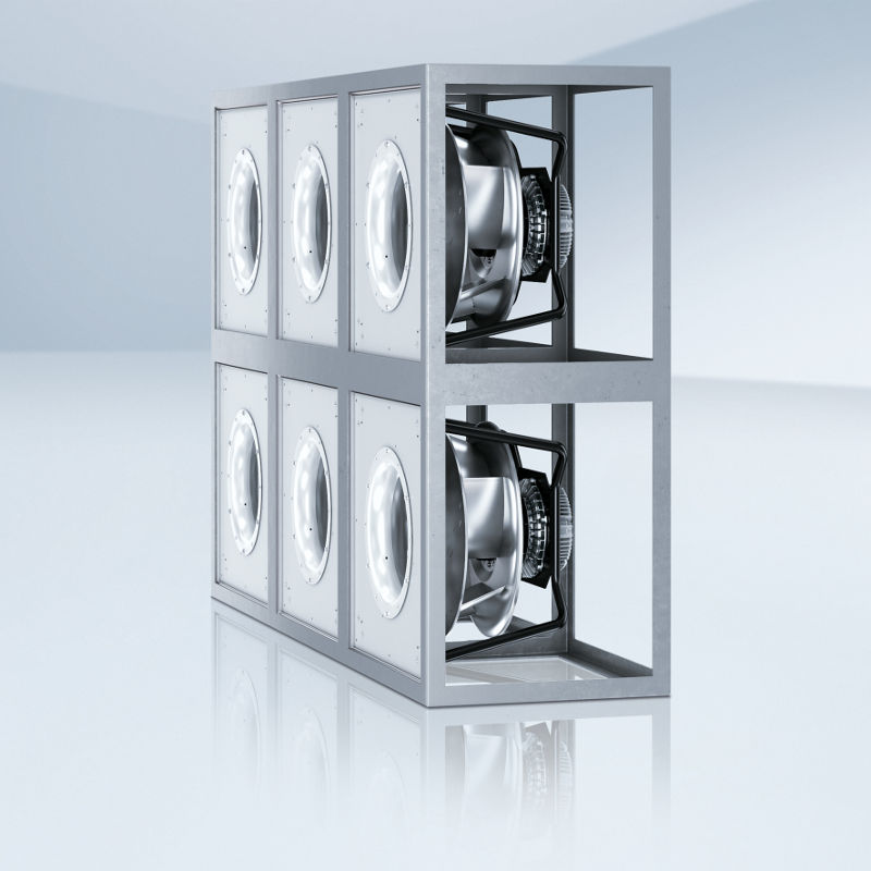 Soluzione modulare FanGrid per le performance più elevate