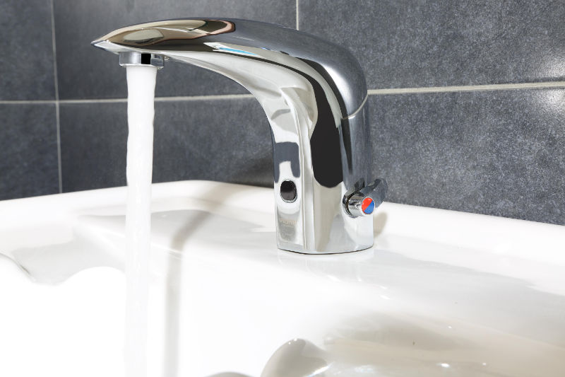 rubinetto elettronico monoacqua