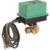 Valvole motorizzate miscelatrici per pannelli radianti, gamma PR