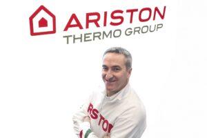 Flavio Borgna, South Europe Director di Ariston Thermo e Country Manager Italia.