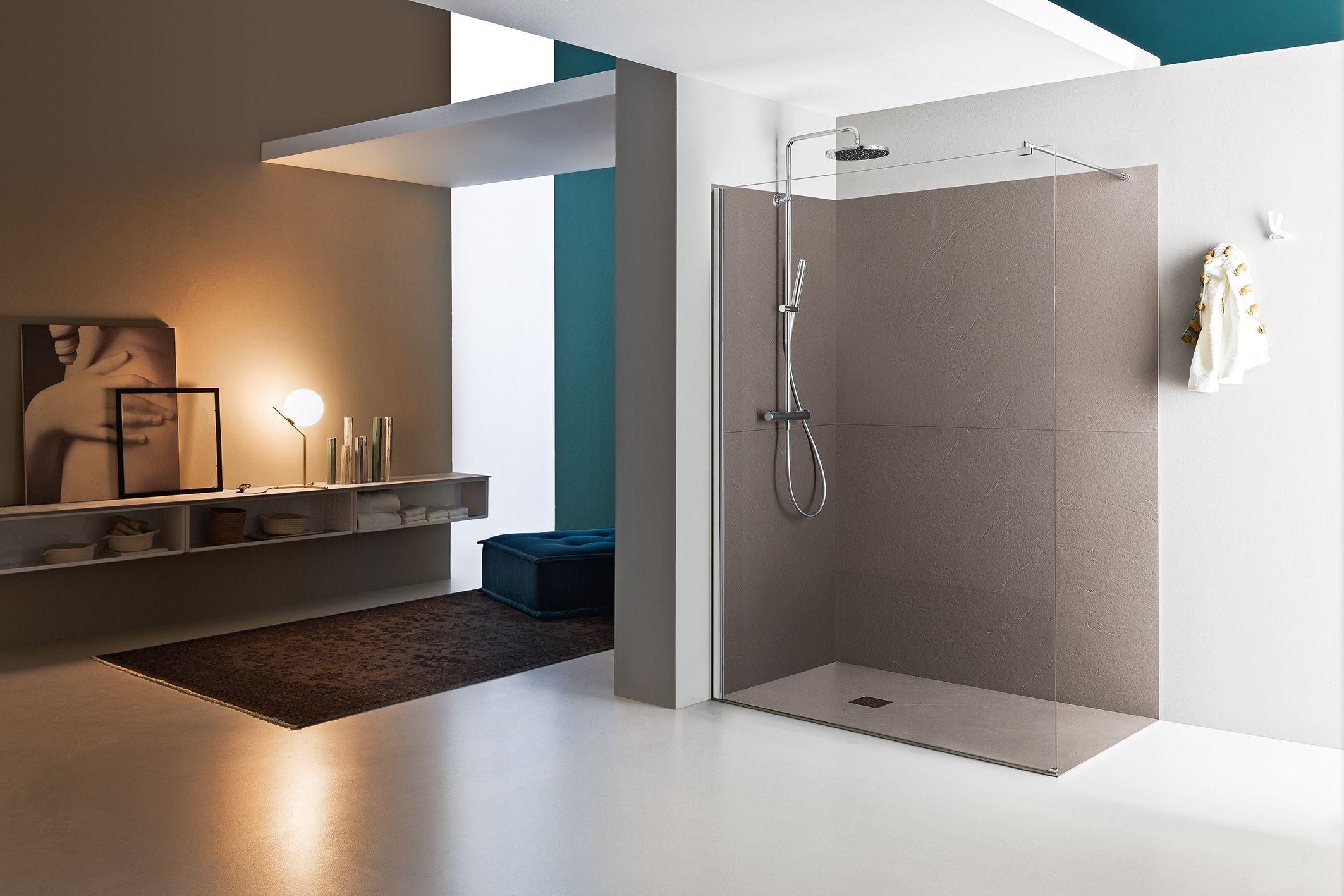 Cabine Doccia Complete : Box doccia senza telaio commercio idrotermosanitario