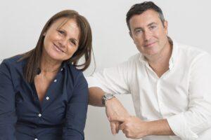 Rossella Ragazzi e Jacopo Antoniazzi guidano Thermomat insieme a Sante Ragazzi, presidente e fondatore dell'azienda
