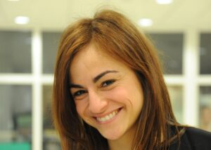 Giulia Orsolini, Responsabile marketing di Orsolini Spa