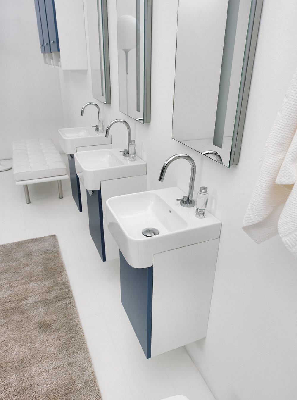 Immagini Di Bagni Piccoli lavabi smart per il bagno/lavanderia acquaceramica mini