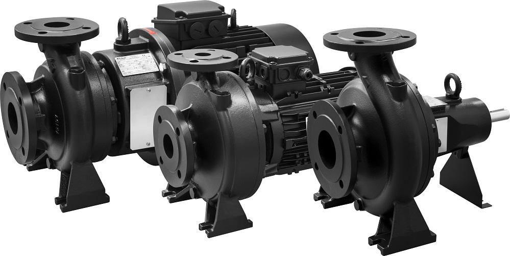 pompe centrifughe